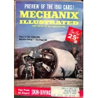 Mechanix Illustrated, July 1960