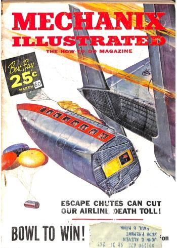 Mechanix Illustrated, March 1960