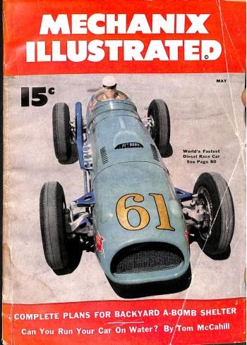 Mechanix Illustrated, May 1951
