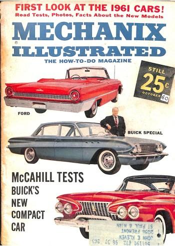 Mechanix Illustrated, October 1960