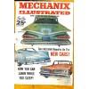 Cover Print of Mechanix Illustrated, November 1958