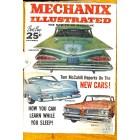 Mechanix Illustrated, November 1958