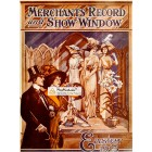 Merchants Record And Show Window, Easter, 1913. Poster Print.