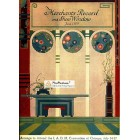 Merchants Record and Show Window, June, 1919. Poster Print. J. Bodine.