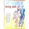 Cover Print of Metropolis, April 1994