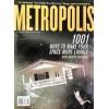 Cover Print of Metropolis, July 1999
