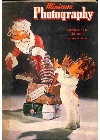 Cover Print of Minicam Photography, December 1946