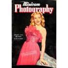 Cover Print of Minicam Photography, January 1946