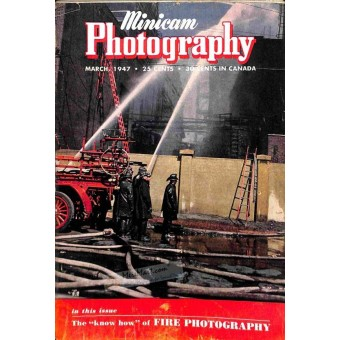 Cover Print of Minicam Photography, March 1947