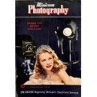 Cover Print of Minicam Photography, September 1947