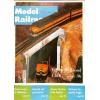 Cover Print of Model Railroader, August 1966
