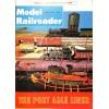 Cover Print of Model Railroader, June 1967