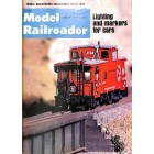 Cover Print of Model Railroader, March 1973