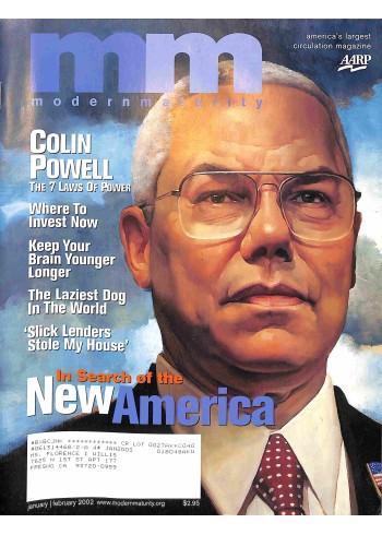 Cover Print of Modern Maturity, February 2002