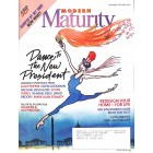 Cover Print of Modern Maturity, November 2000