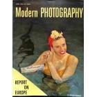Modern Photography Magazine, April 1950