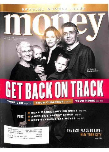 Money, December 2001