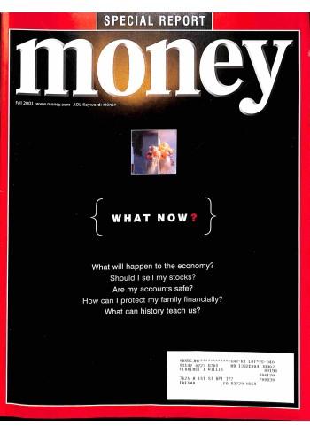 Money, Fall 2001