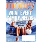 Cover Print of Money, September 2001