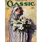 Motion Picture Classic, April, 1920. Poster Print. Sielke.Jr.