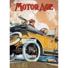 Motor Age, August 7, 1913. Poster Print.