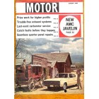 Motor, August 1967