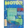 Cover Print of Motor, August 1969