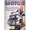 Cover Print of Motor, August 1973
