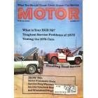 Cover Print of Motor, December 1973