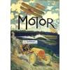 Motor, July, 1910. Poster Print.