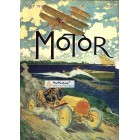 Motor, July, 1910. Poster Print.
