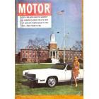 Motor, July 1967