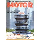 Cover Print of Motor, July 1973