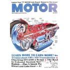 Motor, July 1977