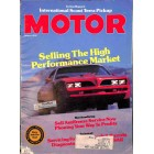 Cover Print of Motor, August 1978