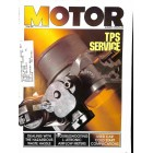Cover Print of Motor, August 1990
