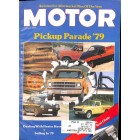 Cover Print of Motor, February 1979