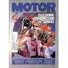 Cover Print of Motor Magazine, February 1991