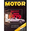 Cover Print of Motor, January 1979