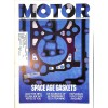 Cover Print of Motor, January 1991
