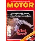 Cover Print of Motor, July 1979