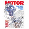 Cover Print of Motor, March 1991