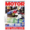 Cover Print of Motor, May 1990