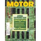 Cover Print of Motor, November 1990