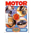 Cover Print of Motor, October 1990