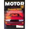 Cover Print of Motor, September 1978