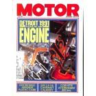 Cover Print of Motor, September 1990