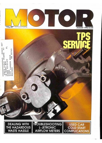 Motor, August 1990