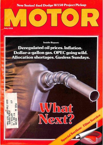 Motor, July 1979