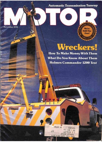 Motor, November 1978